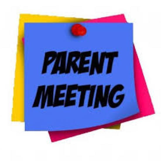 Senior Parent Townhall Presentation